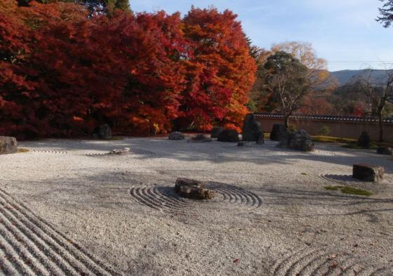 09 実相院庭園