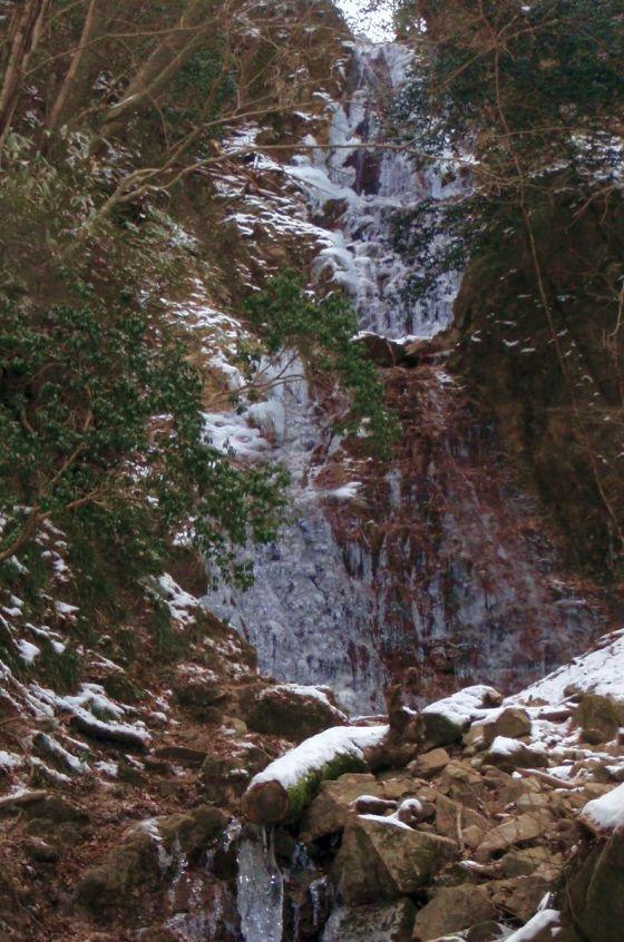 06 似位滝入口