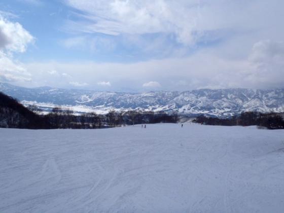 08 戸狩温泉スキー場方面