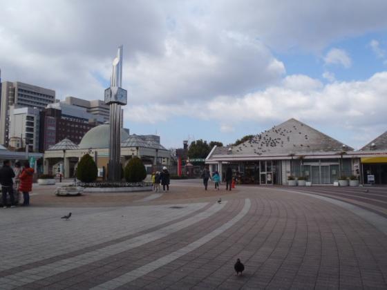 01 天王寺公園前
