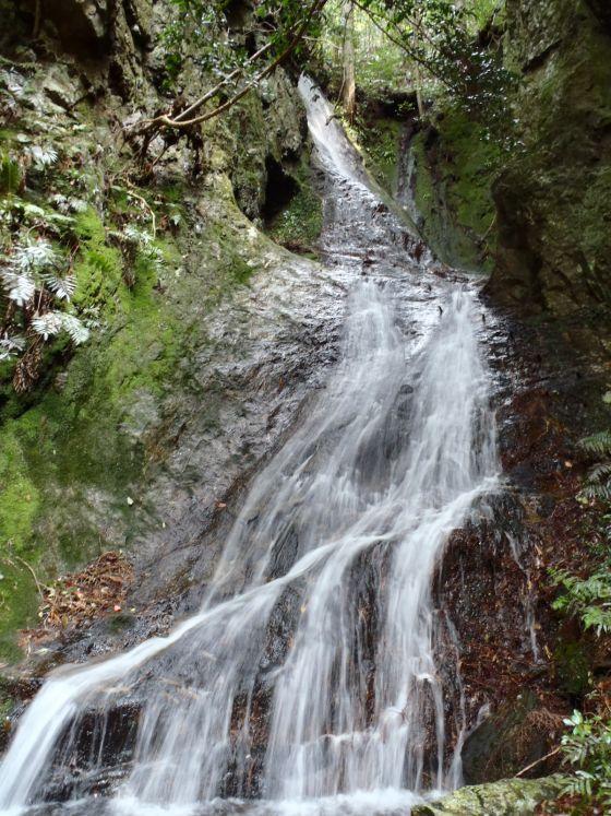 03 弁天滝と肩ヶ滝