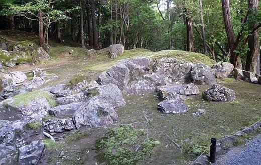 苔寺の庭-2