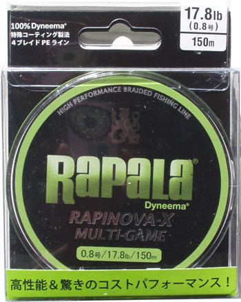 ラパラ ラピノヴァ マルチゲーム