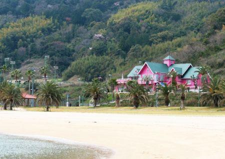 浜辺の家00