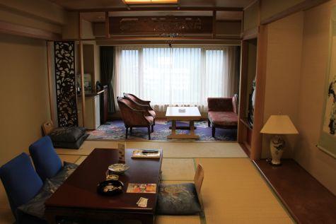 定山渓ビューホテルの新館