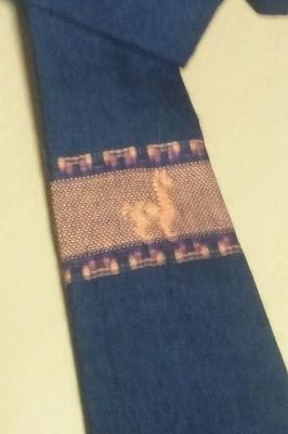アルパカのネクタイ