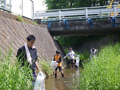 北川クリーンアップ1