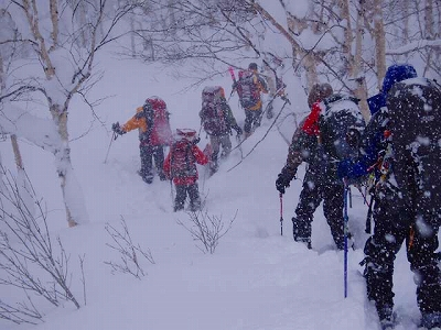 狭薄山84 20090208