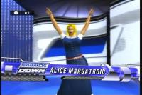アリス・マーガトロイド[×箱版WWE2010] ①