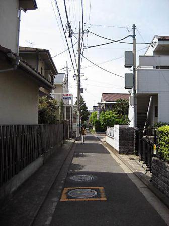 大倉山路地3