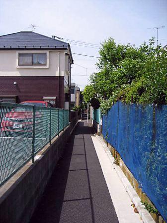 大倉山路地4