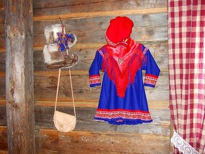 サーメ人の民族衣装