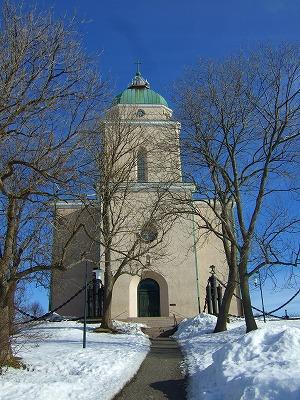 スメオンリンナ教会