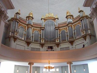 ヘルシンキ大聖堂内部2
