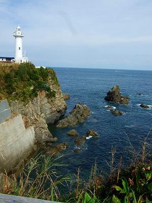 大王崎の灯台