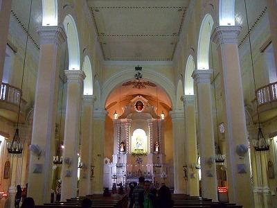 聖ドミニコ教会内部
