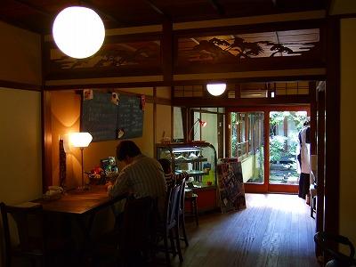 カフェ・ラインベック店内
