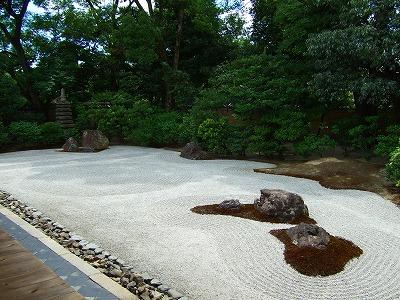 建仁寺お庭1