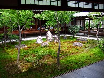 建仁寺お庭2
