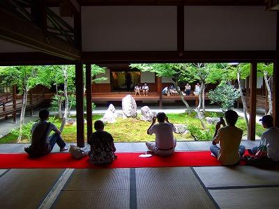 建仁寺お庭3
