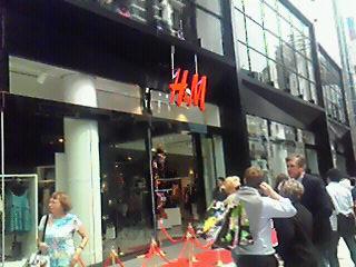 H&M 渋谷店