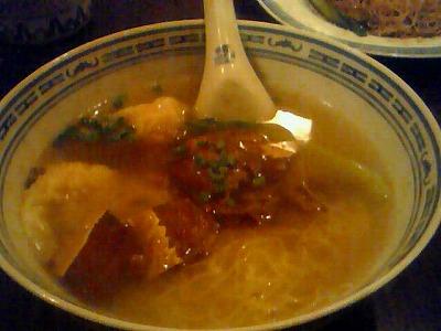 新記の香港麺