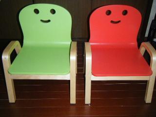 キコリの椅子