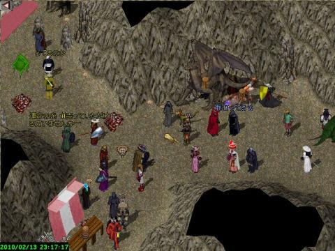 第56回北斗祭りinキノコ洞窟