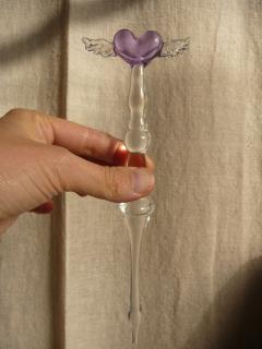 ガラスのワンド2