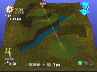 熱闘ゴルフ