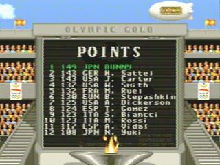 オリンピックゴールド