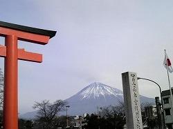 s-富士山鳥居