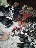 s-靴がいっぱい