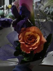 s-門出のお花