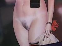 スペイン・ムルシアに全裸ヘアヌードのアートペイントをしたバスが登場
