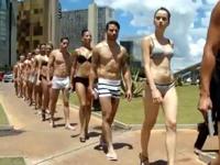 2/9 ブラジル下着の日 2010 開催