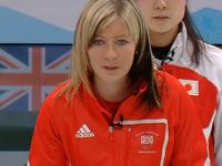 カーリング女子イギリス代表 イブ・ミュアヘッド選手がかわいいと話題