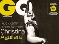 Christina Aguilera(クリスティーナ・アギレラ)がGQマガジンでヌードショット