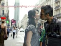 フランスに留学中の台湾女性が「パリで100人の男性とキス」挑戦に批判が殺到