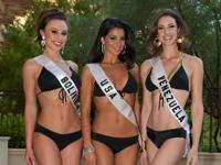 Miss Universe 2010(ミス・ユニバース2010)に出場する美女のギャラリー