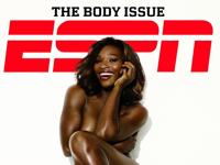 女子プロテニス選手の Serena Williams(セリーナ・ウィリアムズ)が雑誌の表紙でヌードを披露