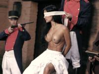 Eliana Franco(エリアナ・フランコ)のセクシーヌード撮影シーン