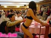 中国のある会社の忘年会がハレンチすぎると話題らしい