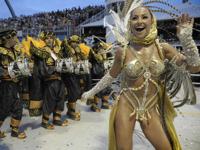 ブラジルでカーニバル2011開催 リオ&サンパウロの画像 100枚
