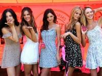 Victoria's Secret(ヴィクトリアズ・シークレット) 新キャンペーンにエンジェルが揃ってPR
