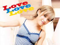 高橋愛 新作イメージDVD 「Love Love Love」 9/21 リリース