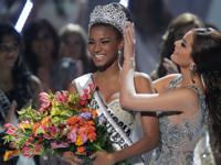 【ミス・ユニバース2011】 世界一の美女はアンゴラ代表・Leila Lopes(レイラ・ロペス)に決定