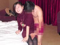 美人な人妻が飲み会の後襲われてセックスしてる画像