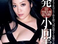 小向美奈子 第2弾AV 「挑発 小向美奈子」 12/9 リリース