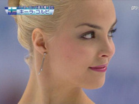フィンランドの美人フィギュアスケート選手 Kiira Korpi(キーラ・コルピ)